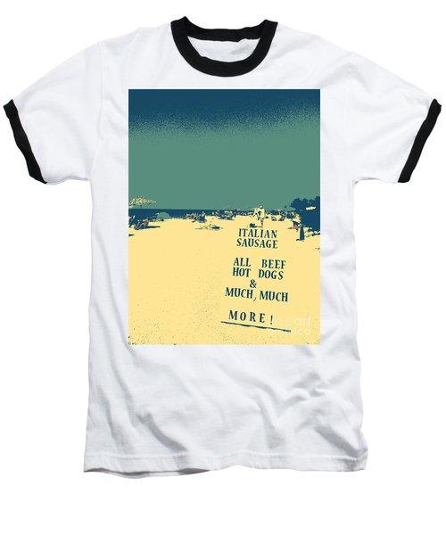 Italian Sausage Baseball T-Shirt
