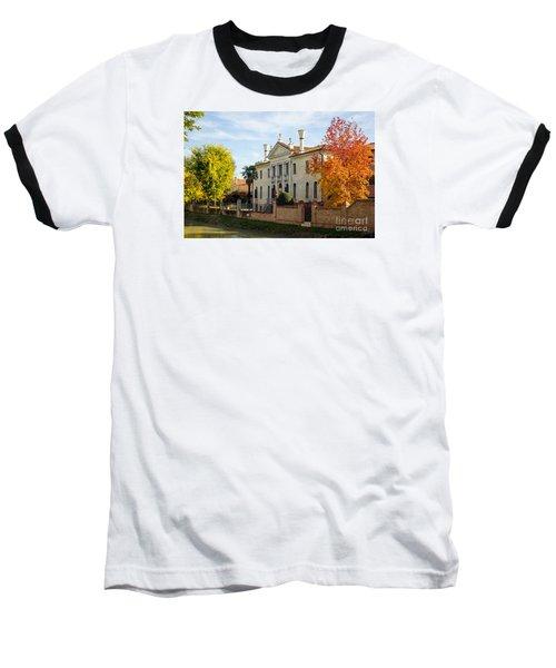 Italian Villa Baseball T-Shirt