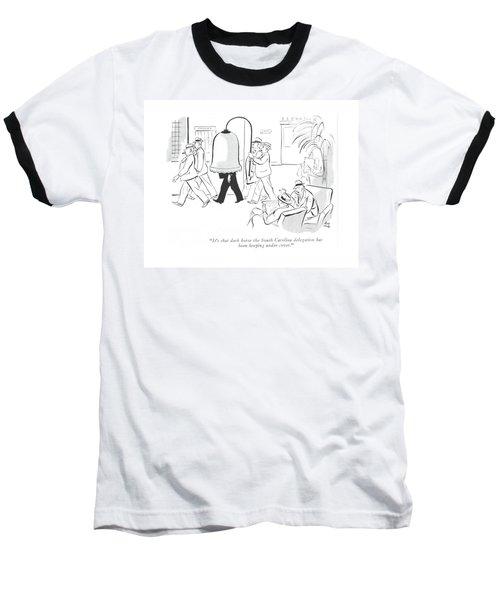 It's That Dark Horse The South Carolina Baseball T-Shirt