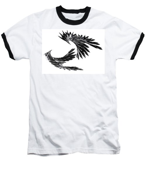 J Big   Crows Baseball T-Shirt