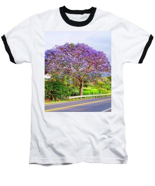 Jacaranda 4 Baseball T-Shirt