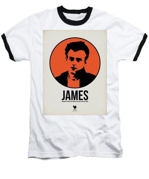James Poster 1 Baseball T-Shirt