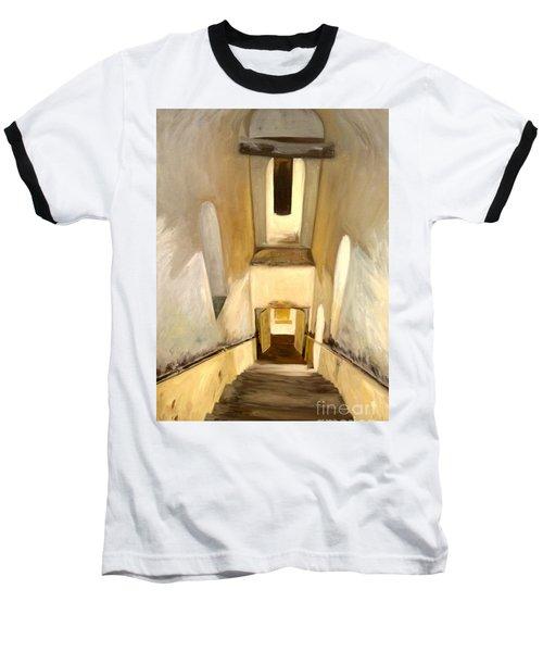 Jantar Mantar Staircase Baseball T-Shirt