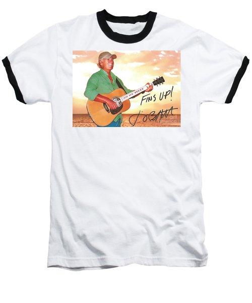 Jimmy Buffett Sunset With The Grand Old Opry  Baseball T-Shirt