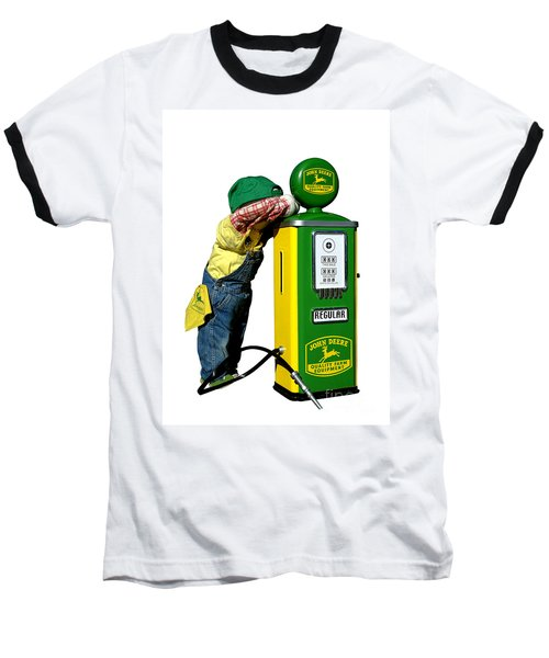John Deere Kid Baseball T-Shirt