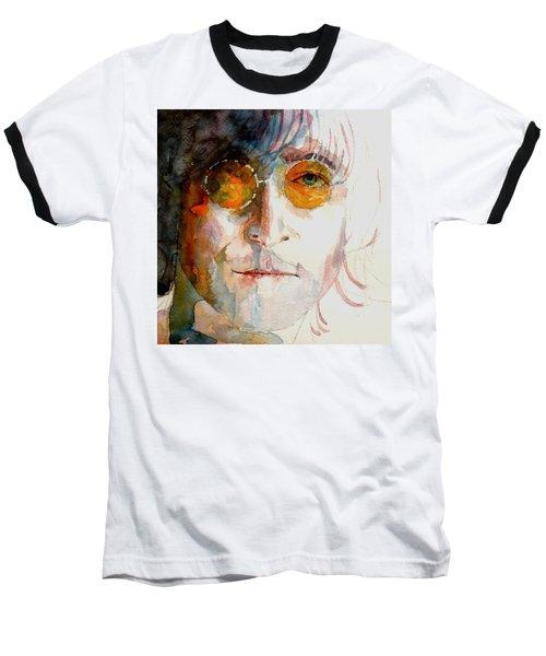 John Winston Lennon Baseball T-Shirt