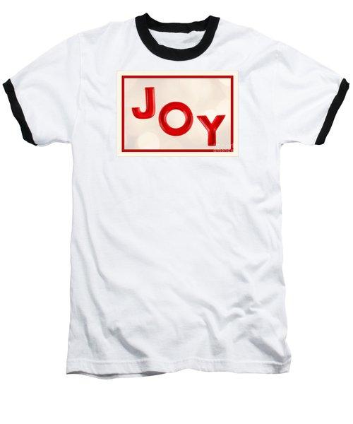 Baseball T-Shirt featuring the photograph Joy To The World by Vizual Studio