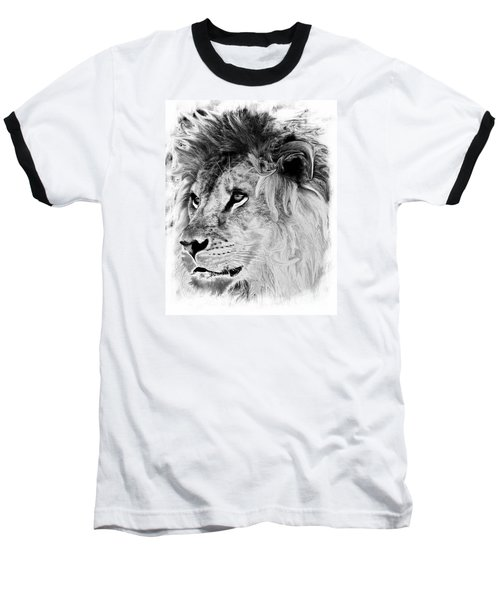 Jungle King Baseball T-Shirt