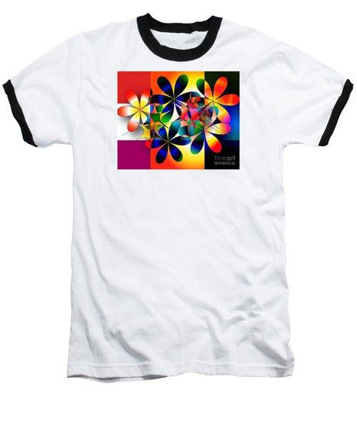 Baseball T-Shirt featuring the digital art Just A Note by Iris Gelbart