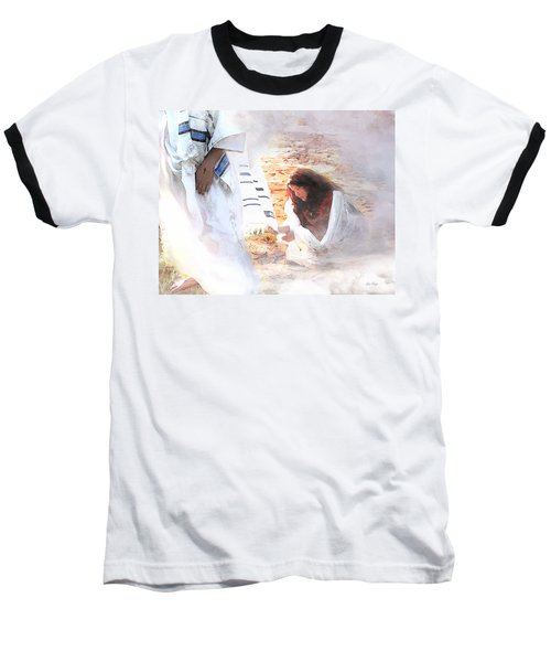 Just One Touch Baseball T-Shirt