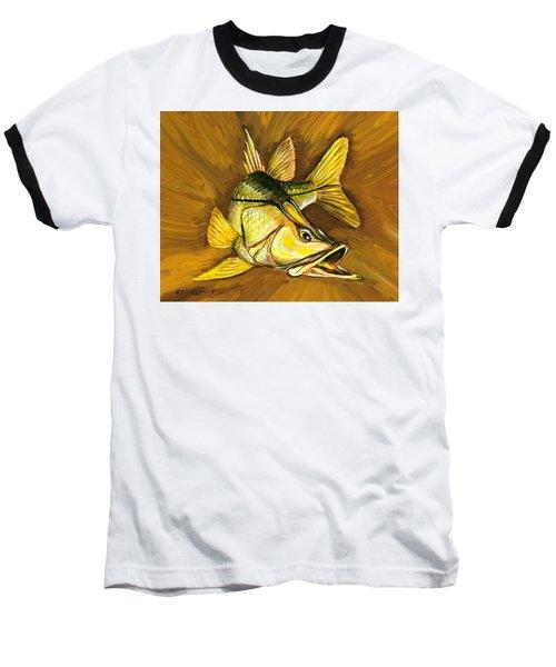 Kelly B's Snook Baseball T-Shirt