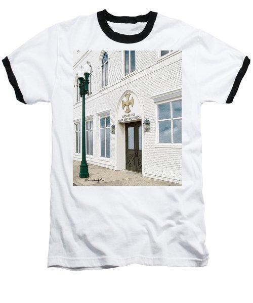 Ketchum Hall Baseball T-Shirt