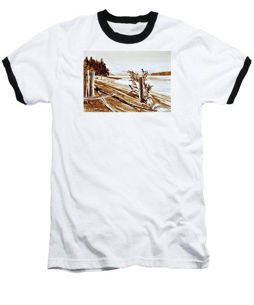 Ketron Island Baseball T-Shirt