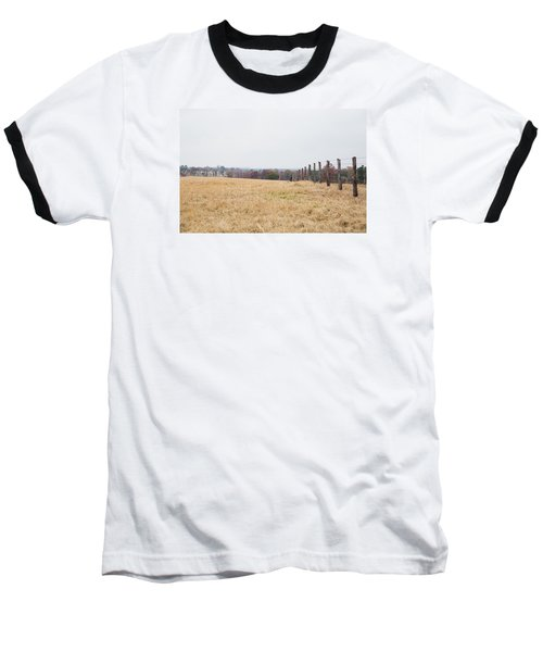 Key Hill 3 Baseball T-Shirt