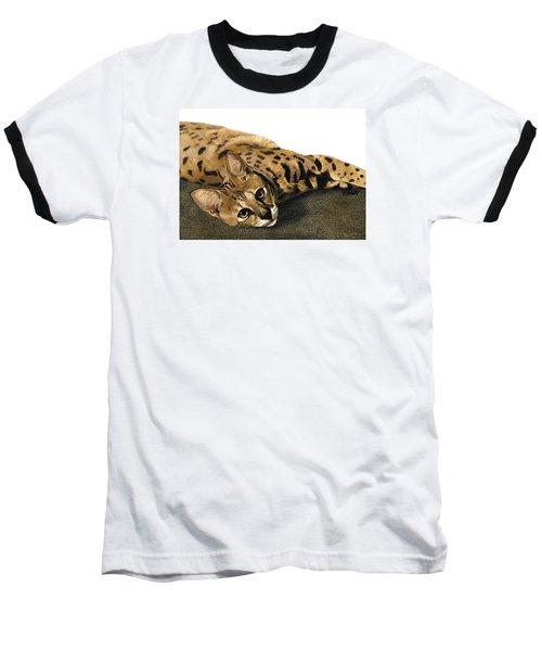 Kili Man Jaro Baseball T-Shirt