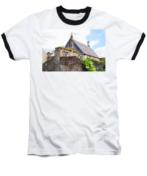 Baseball T-Shirt featuring the photograph Kilkenny House by Mary Carol Story