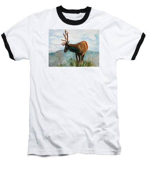 King Of The Hill Baseball T-Shirt