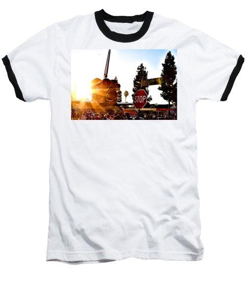 King's Endeavour Baseball T-Shirt