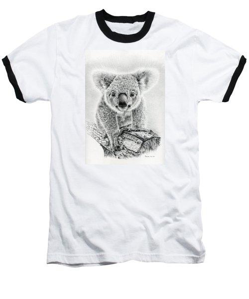 Koala Oxley Twinkles Baseball T-Shirt