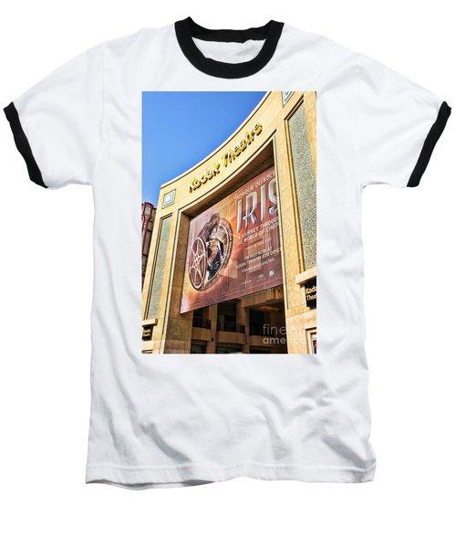 Kodak Theatre Baseball T-Shirt