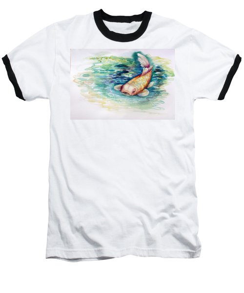 Koi I Baseball T-Shirt