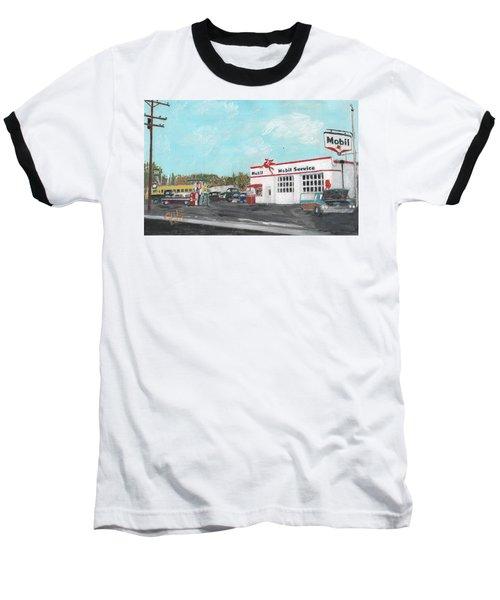 Koki's Garage Baseball T-Shirt
