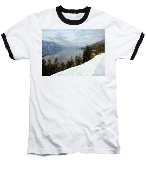 Kootenay Paradise Baseball T-Shirt