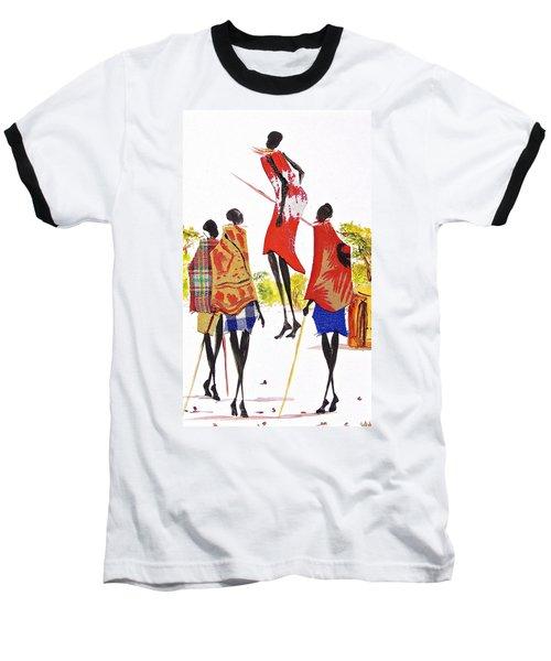 L 104 Baseball T-Shirt