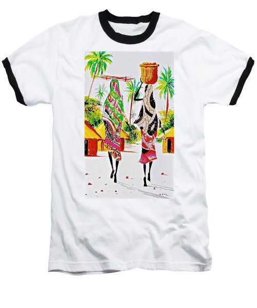 L 122 Baseball T-Shirt