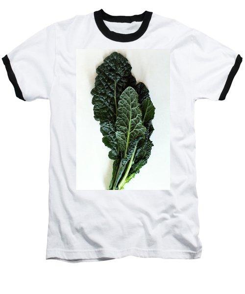 Lacinato Kale Baseball T-Shirt