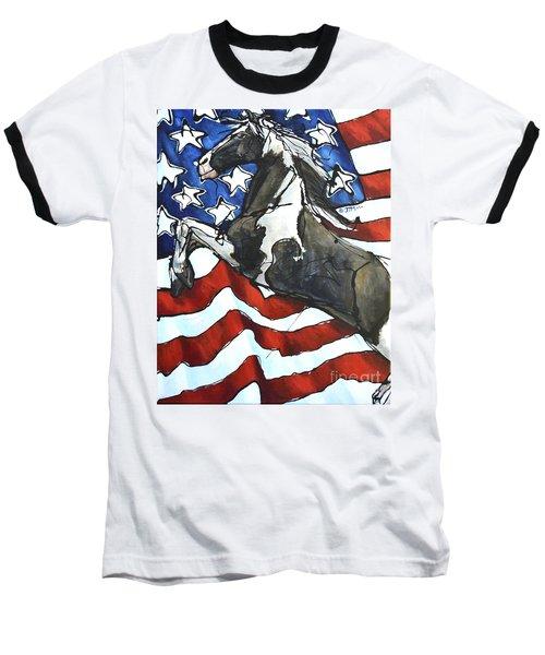 Lady C Salutes Baseball T-Shirt