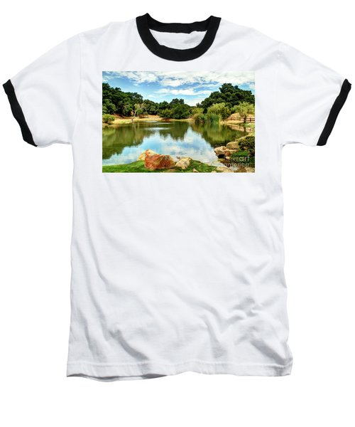 Lake Lucky Baseball T-Shirt