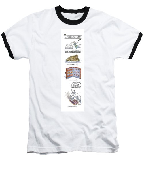 Last-minute Gifts Put A Stop To Sluggish Dialogue Baseball T-Shirt