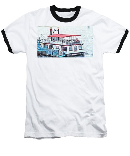 Laughlin Riverboat Baseball T-Shirt