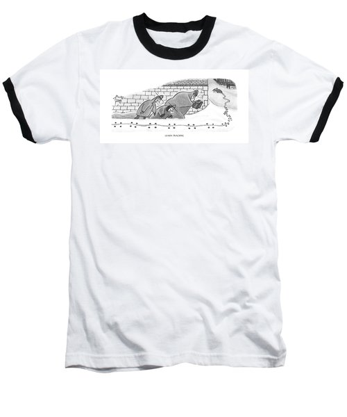Learn Tracking Baseball T-Shirt