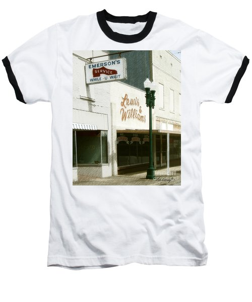 Lewis And Williams Baseball T-Shirt