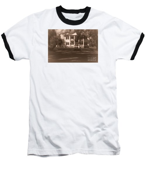 Liendo Plantation Home Baseball T-Shirt
