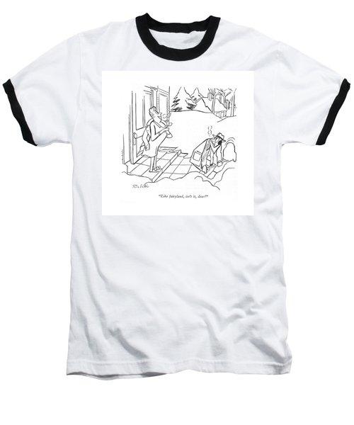 Like Fairyland Baseball T-Shirt