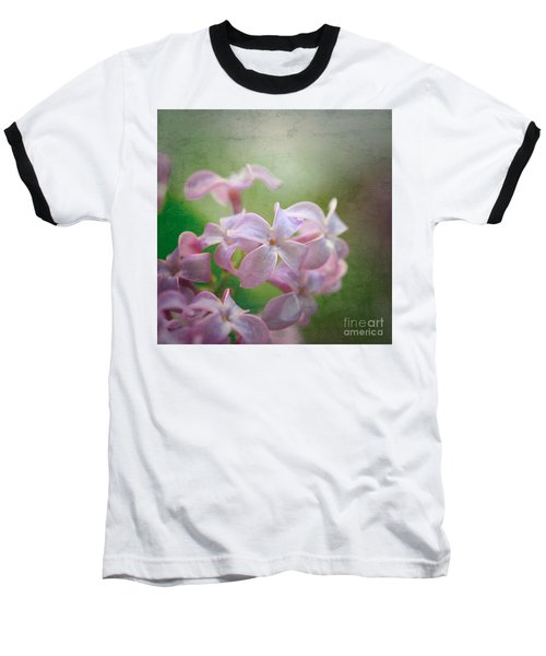 Lilac Dreaming  Baseball T-Shirt