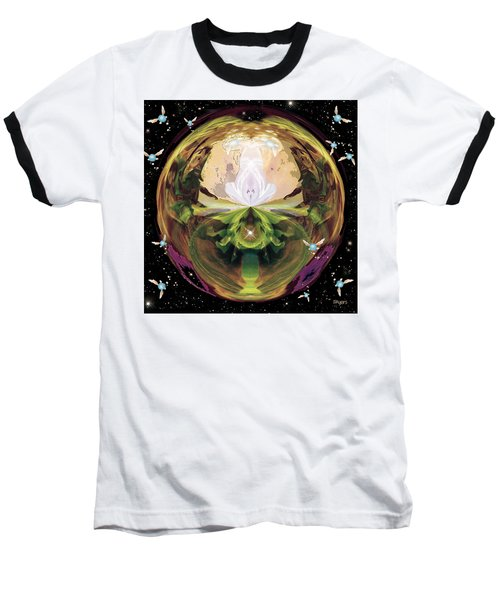 Link From The Legend Of Zelda Baseball T-Shirt