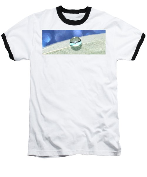 Liquid Drop Baseball T-Shirt