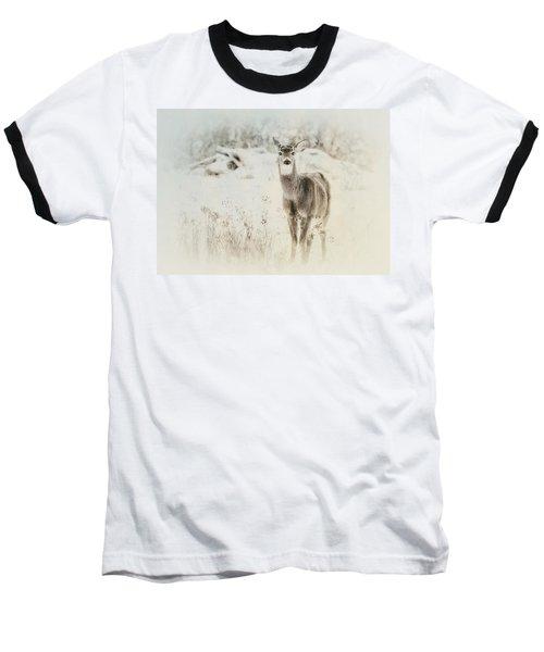 Listen Baseball T-Shirt