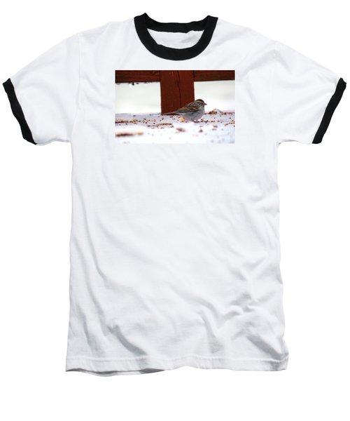 Baseball T-Shirt featuring the photograph Little Bird by Rebecca Davis