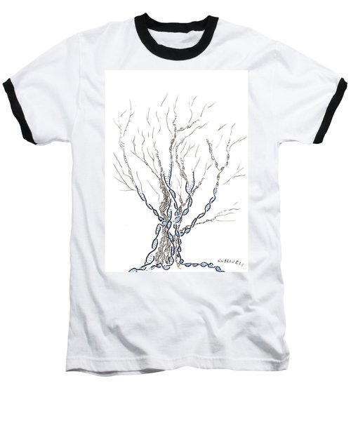 Little Dna Tree Baseball T-Shirt