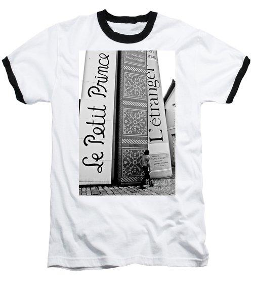 Little Prince And L'etranger Baseball T-Shirt