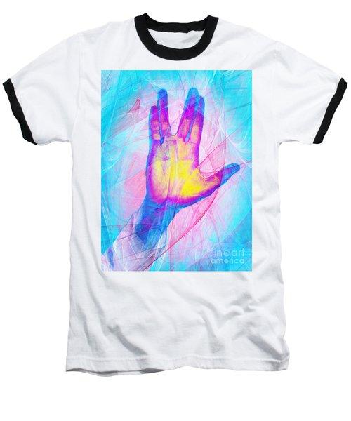 Live Long And Prosper 20150302v1 Baseball T-Shirt