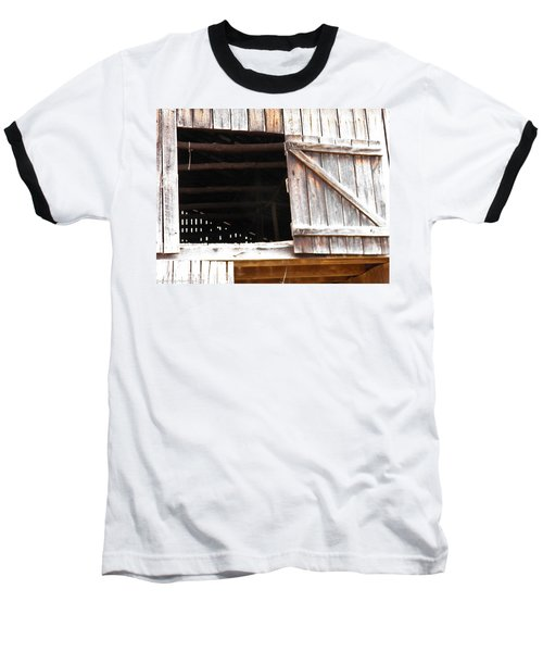 Baseball T-Shirt featuring the photograph Lofty Hieghts by Nick Kirby