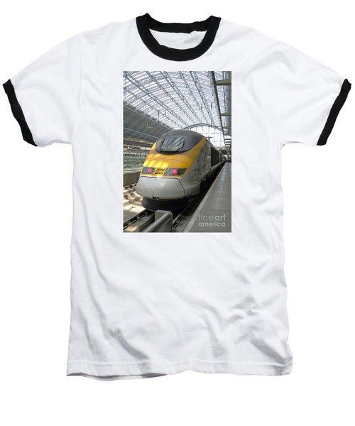 London Arrival Baseball T-Shirt