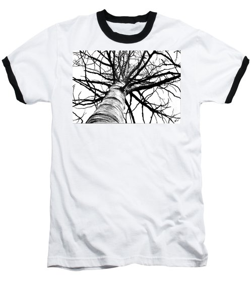 Lone Birch Baseball T-Shirt