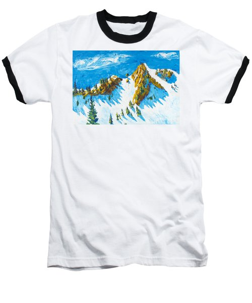 Lone Tree 1 Baseball T-Shirt